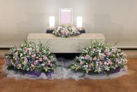 千葉県柏市のウイングホール柏斎場【無宗教 1日葬】葬儀実施例
