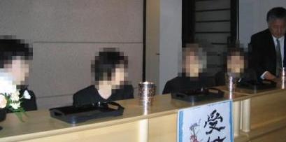 調布市の金龍寺 大雲閣 【無宗教 家族葬】施工例