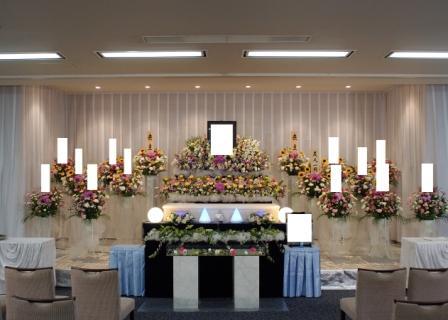 府中市の多磨葬祭場 思親殿【無宗教 一般葬】