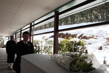町田市の南多摩斎場【仏式(浄土宗)家族葬】葬儀実施例