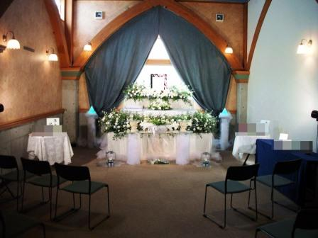 立川市の無門庭園での葬儀実施例