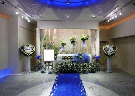 調布市のフェアウェルプレイス・ディアでの葬儀実施例