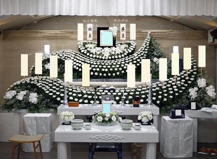 みどり会館(世田谷区・区民斎場)【家族葬】施行例