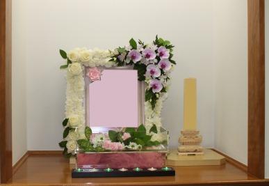 杉並区の堀ノ内斎場 【仏式(真言宗) 家族葬】葬儀実施例