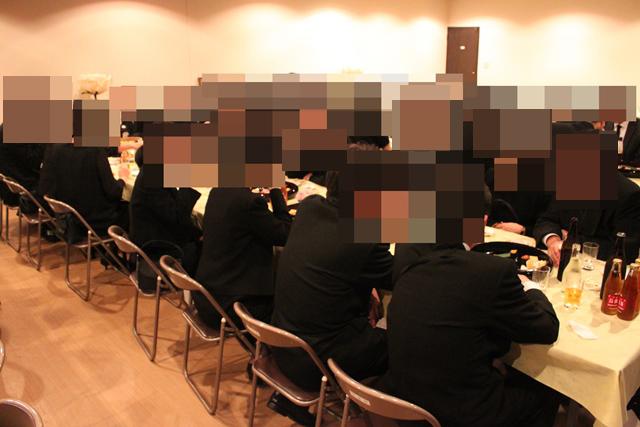 大正寺斎場葬儀・葬送の通夜ぶるまい