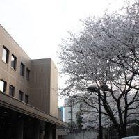 代々幡斎場外観