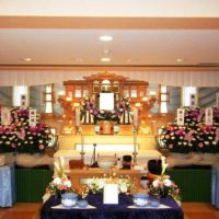 スペース品川仏式祭壇
