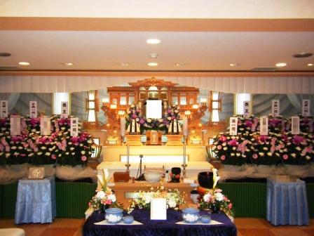 品川スペース仏式祭壇