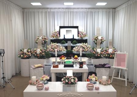 桐ヶ谷斎場祭壇仏式