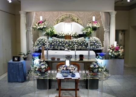フェアウェルプレイス・ディア仏式祭壇