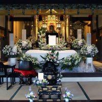 福称寺祭壇