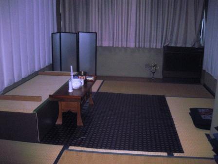 品川スペース安置室