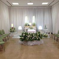 堀ノ内斎場祭壇