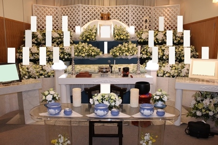 圓福寺祭壇仏式