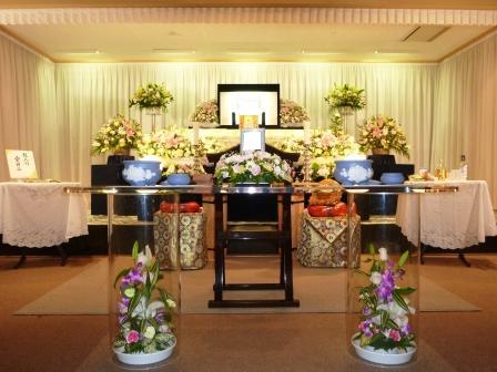 常性寺花祭壇仏式