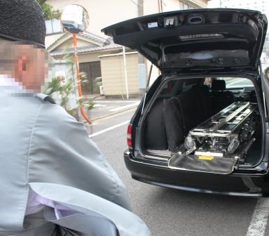 フェアウェルプレイス・ディア神道出棺