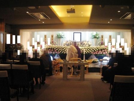 常性寺祭壇