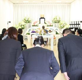 代々幡斎場式