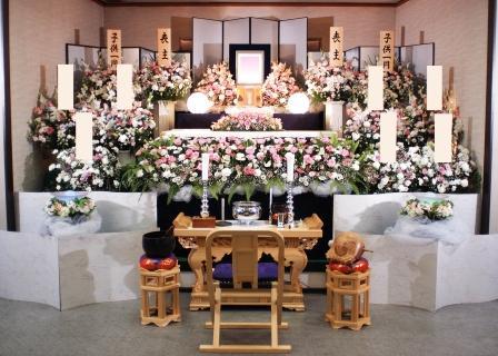 地蔵殿花祭壇