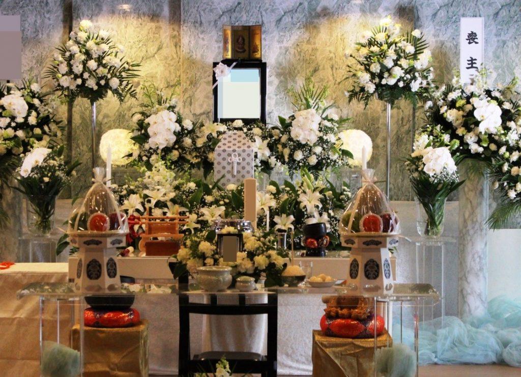 骨葬式:仏式