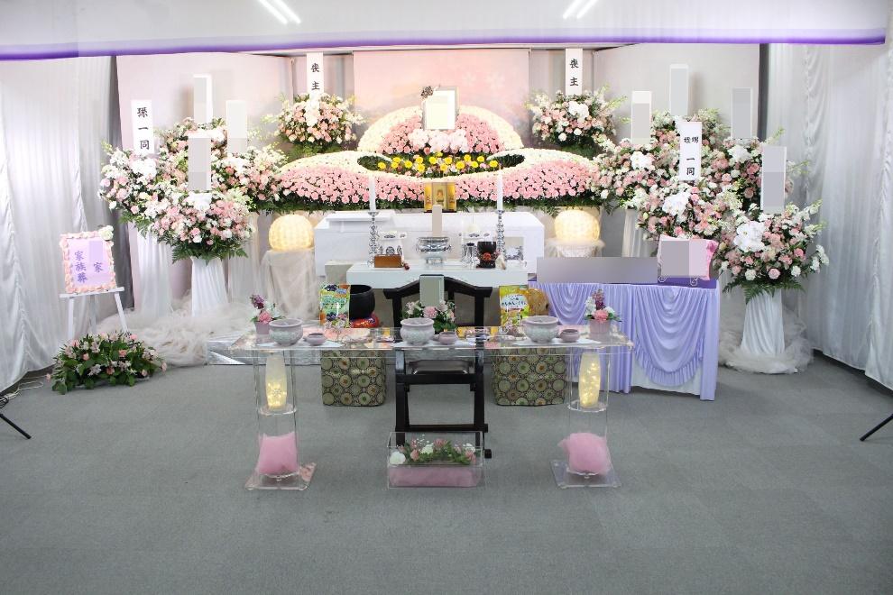 調布常演寺祭壇仏式