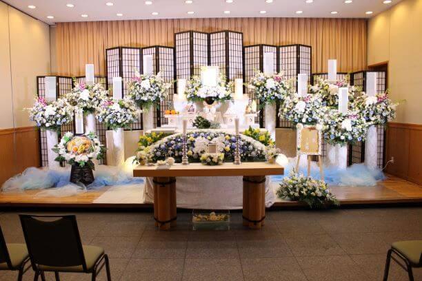 臨海斎場神道祭壇