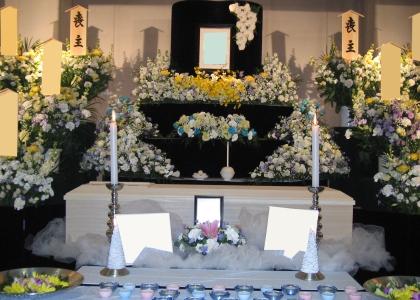 金龍寺祭壇