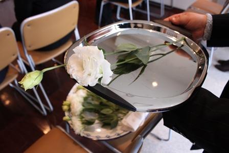 メモリアルハウス多摩献花