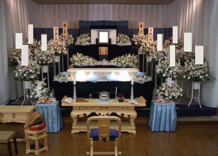昌翁寺仏式祭壇