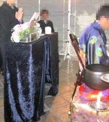長専寺仏式告別式
