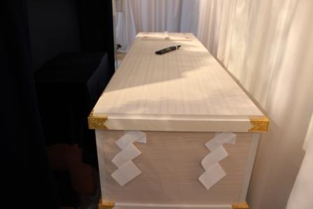 京王メモリアル調布棺