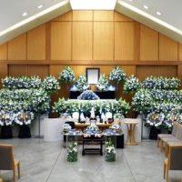 瑞穂斎場花祭壇