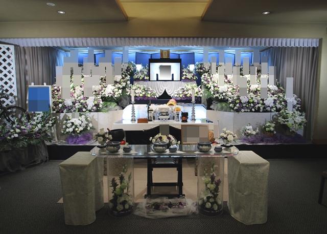 常性寺会堂花祭壇