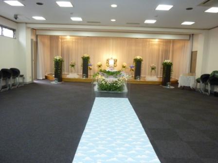 京王メモリアル調布式場