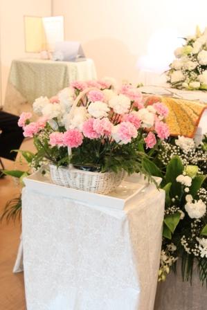 大正寺献花