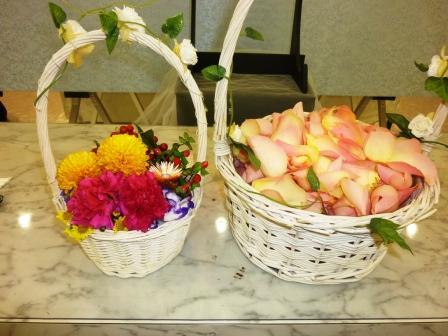 多摩斎場お別れ花