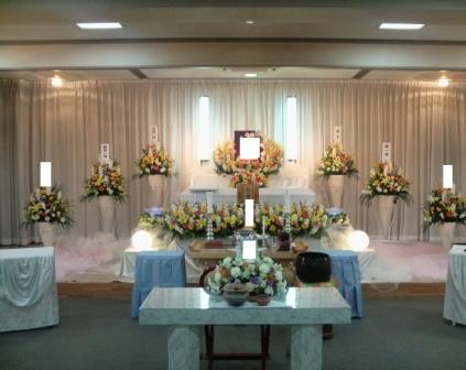 京王メモリアル調布仏式祭壇