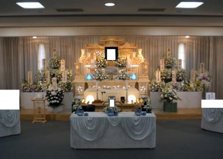 京王メモリアル調布祭壇