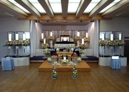 昌翁寺菩提堂祭壇