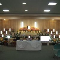 京王メモリアル調布花祭壇