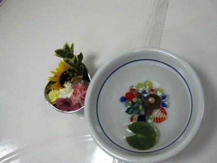 仙川斎場:花飾り