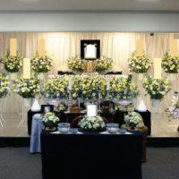 仙川斎場花祭壇