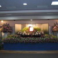 京王メモリアル:無宗教花祭壇