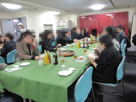 京王メモリアル調布:通夜振舞い
