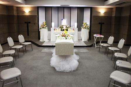 南多摩斎場:家族葬
