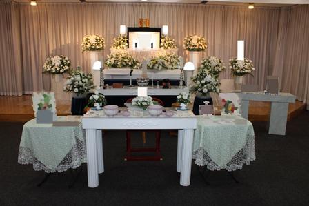 京王メモリアル調布:仏式祭壇