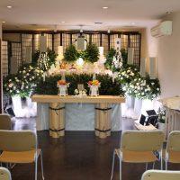メモリアルハウス多摩:神道祭壇
