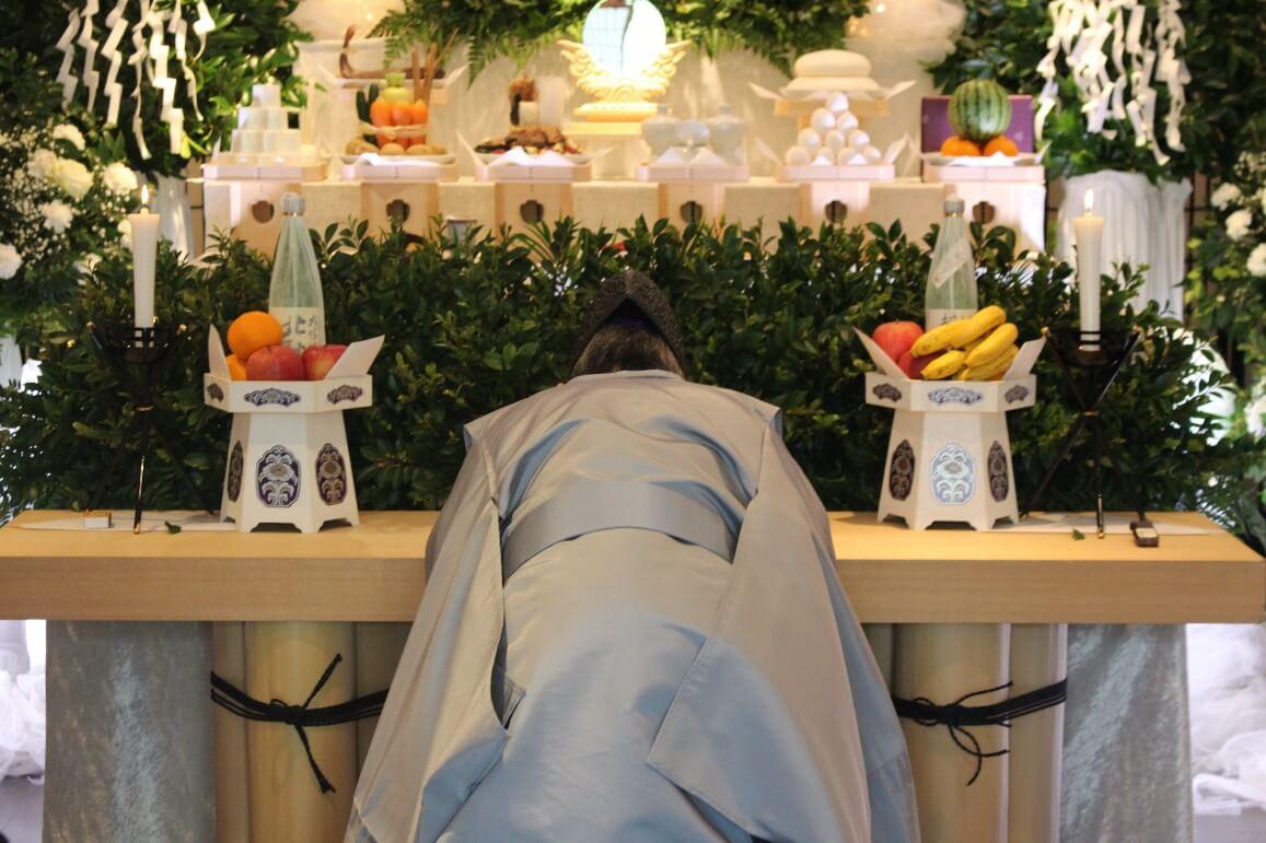 メモリアルハウス多摩:神道式