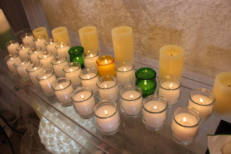 家族葬ホールのぼりと:献灯