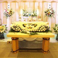 相模市営斎場:神道祭壇